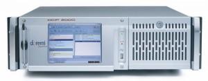 Server Doremi DCP-2000